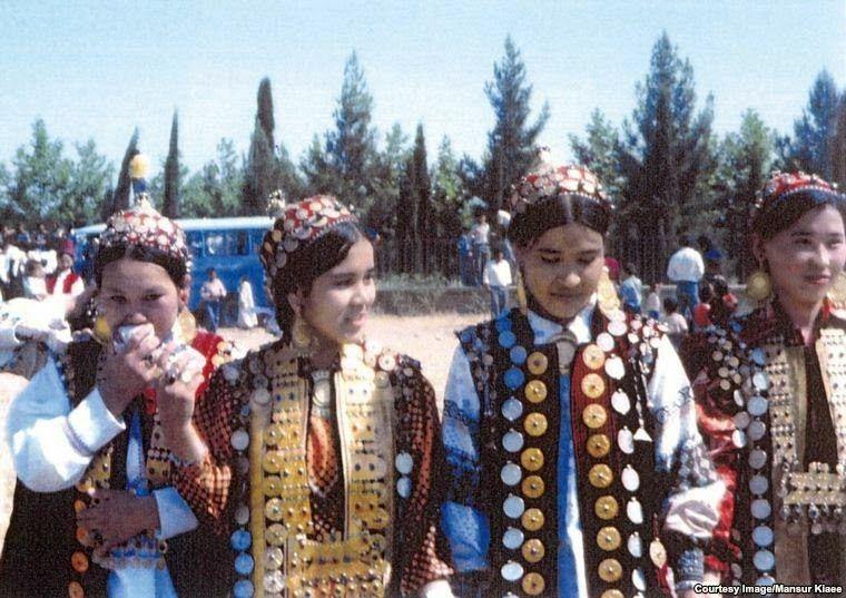 İran Kazakları - Иран қазақтары (Türmensahra)