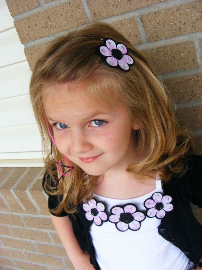 a2886d105b870 purple3 50 Gorgeous Kids Hair Accessories and Hairstyles