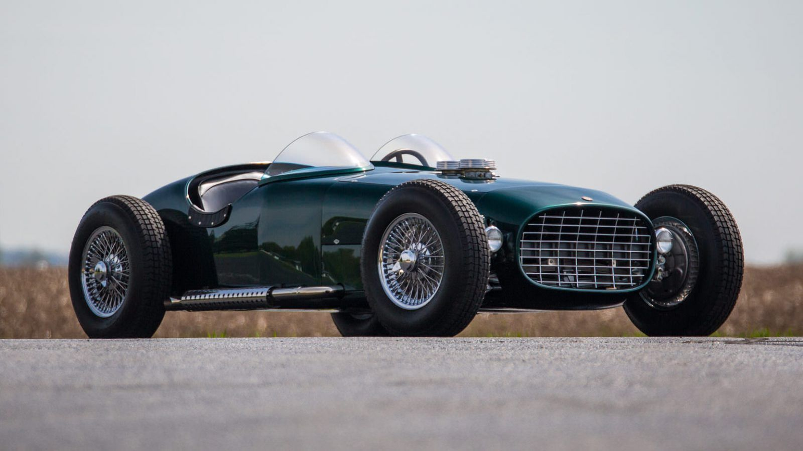 1959 Troy Roadster | Troy, Roadster car and Indy cars