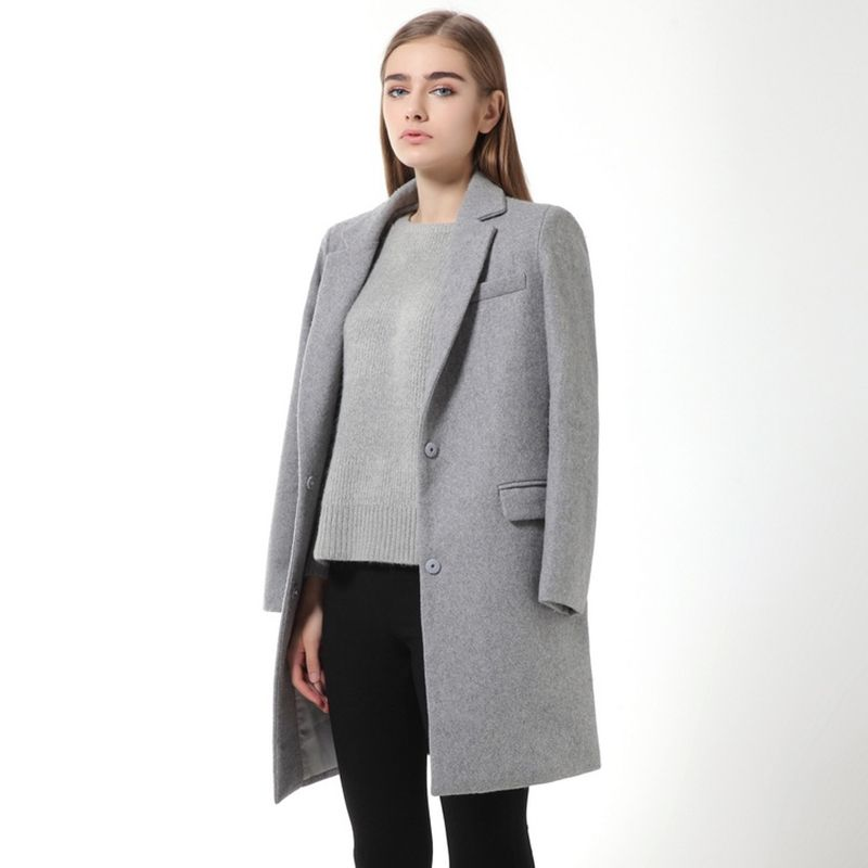 Cheap long cashmere coats, Buy Quality cashmere coat directly from ...