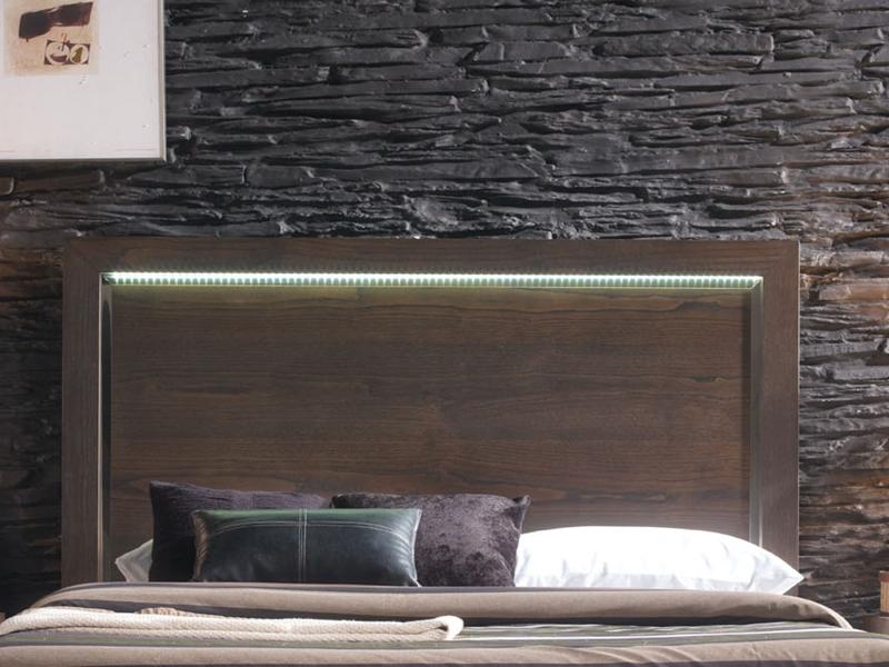 50 ideas de cabeceros con luz retroiluminados luz cama bed
