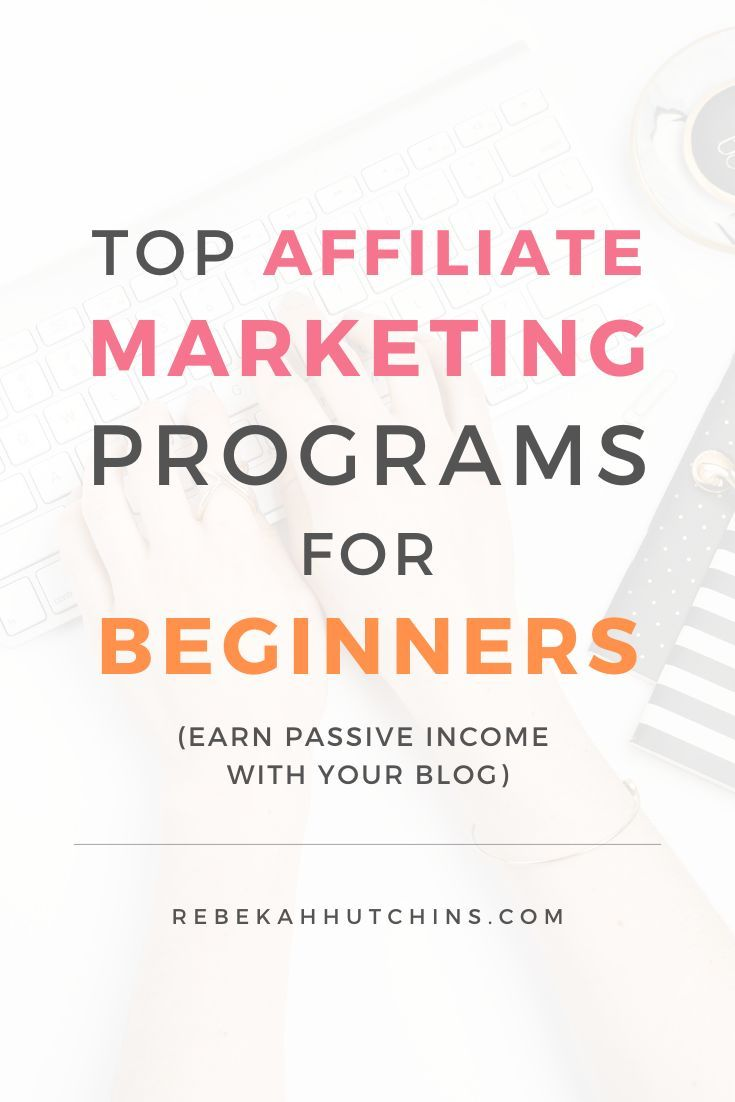 Looking for high paying affiliate marketing programs to join? Here are some of the best I've found for beginners who want to start earning passive income. Click through to see the list of programs now! | Affiliate Marketing Programs | Affiliate Marketing Tips | Affiliate Marketing for Beginners #makemoneyblogging #bloggingtips #affiliatemarketing
