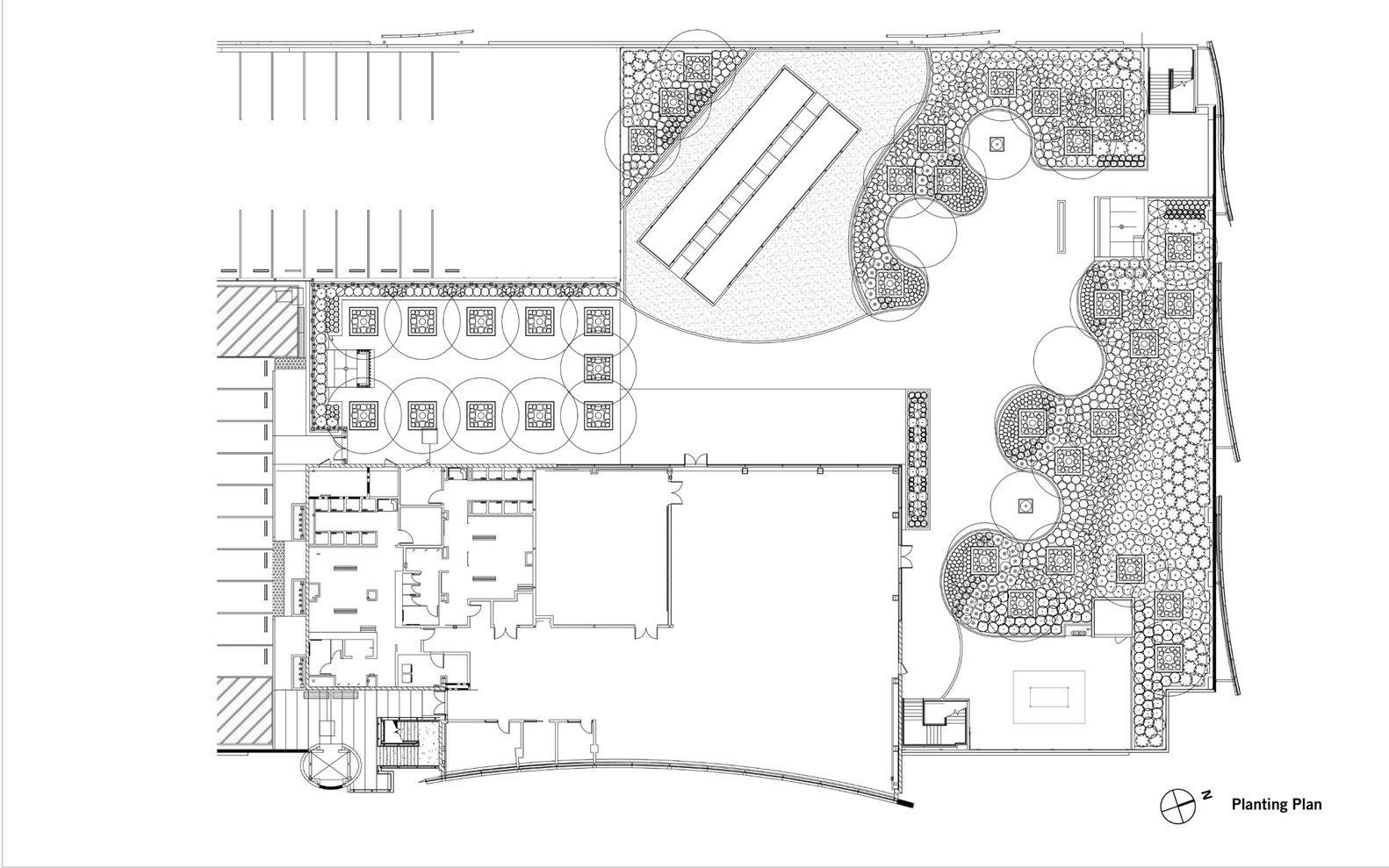 Gallery of Moffett Gateway Club / DES Architects