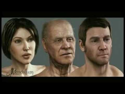 ▶ Pendulum Studios Alter ego face animation - YouTube