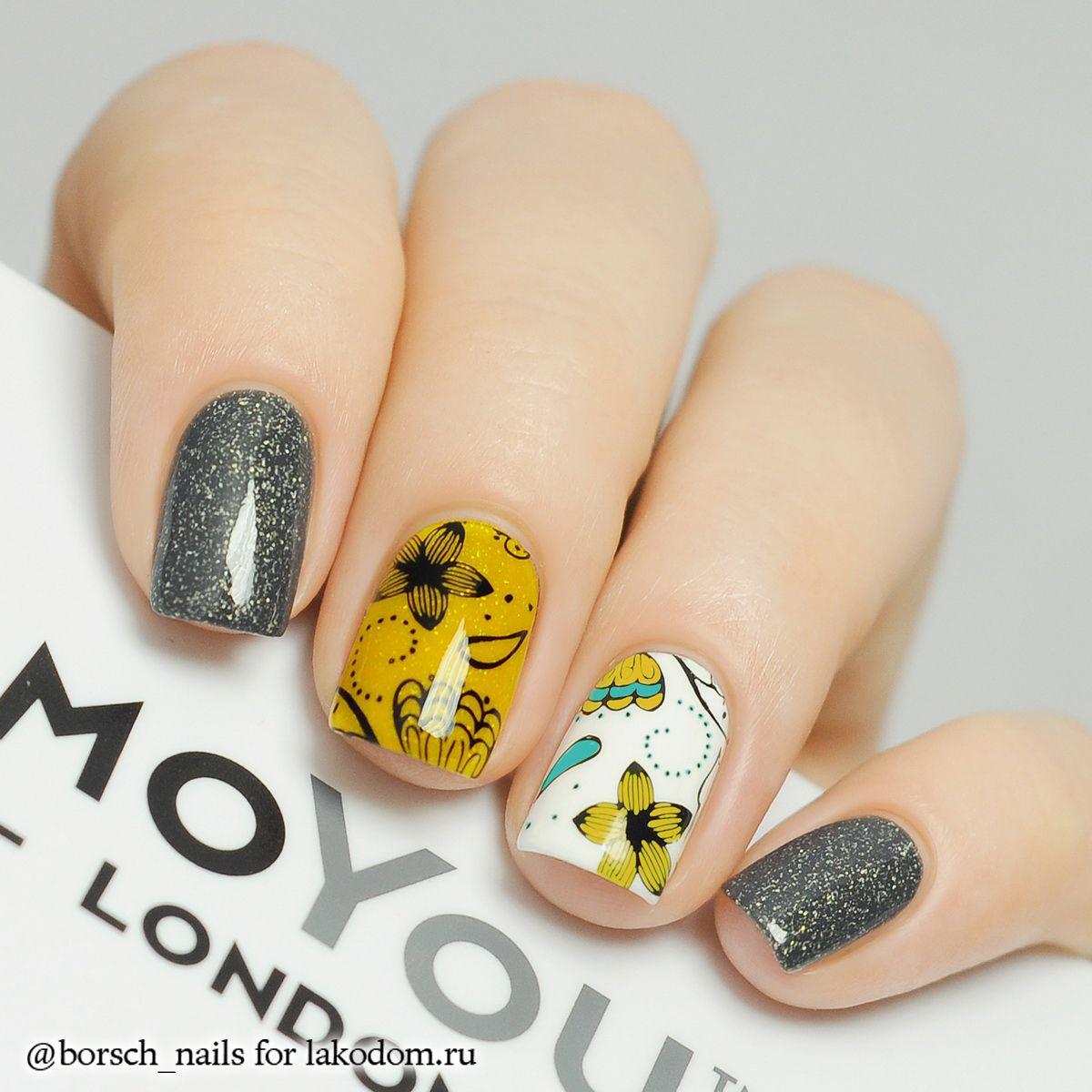 Pro XL Uñas Pinterest Manicure Nail stamping and Nail nail