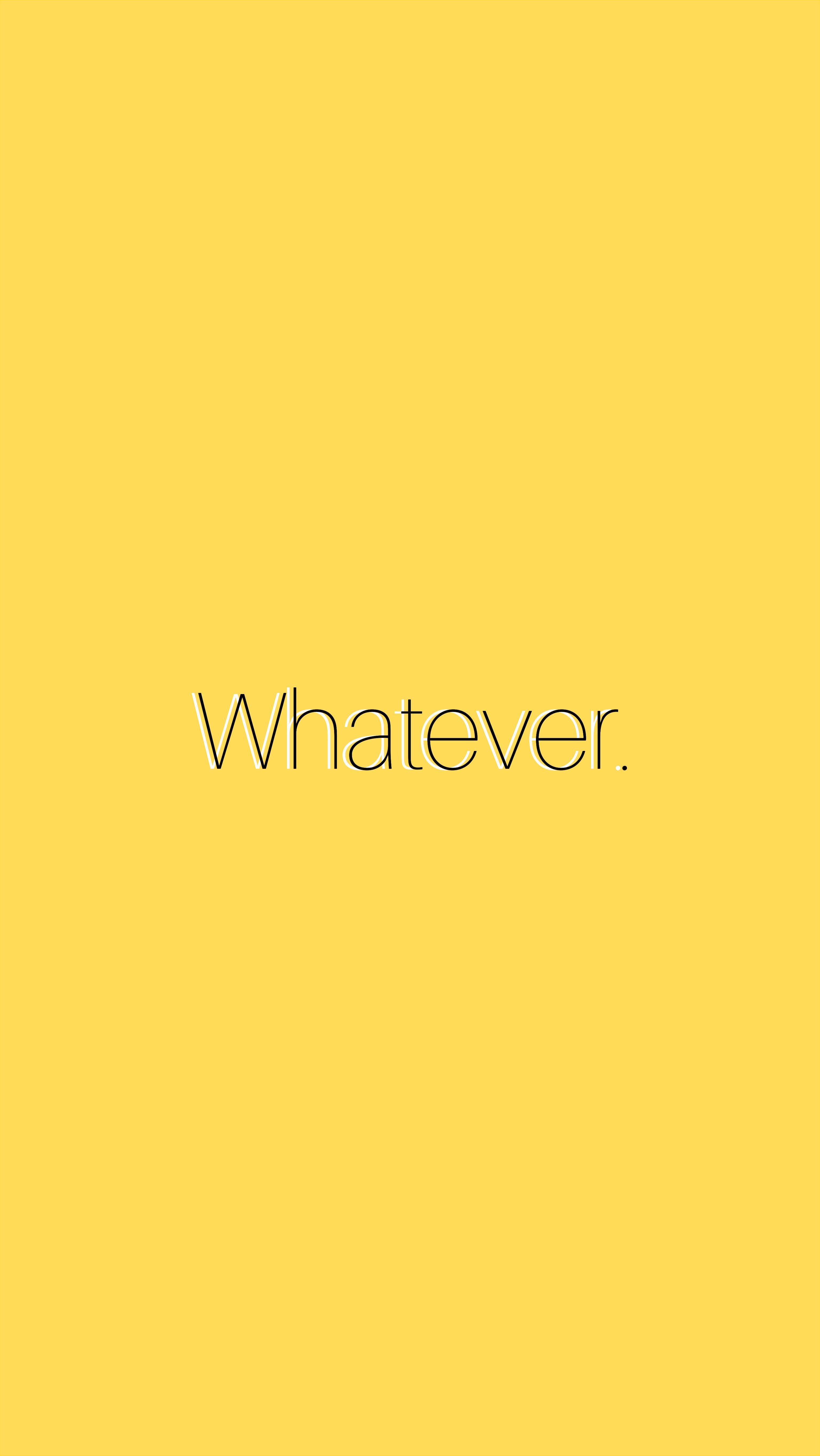 Bitchloe Yellow Wallpaper Yellow Aesthetic Pastel Normal Wallpaper