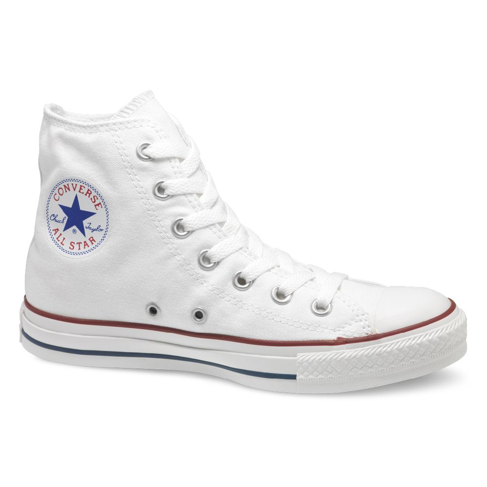 HOW TO CLEAN WHITE CONVERSE WITH THE REDBLUE LOGO. Wash in