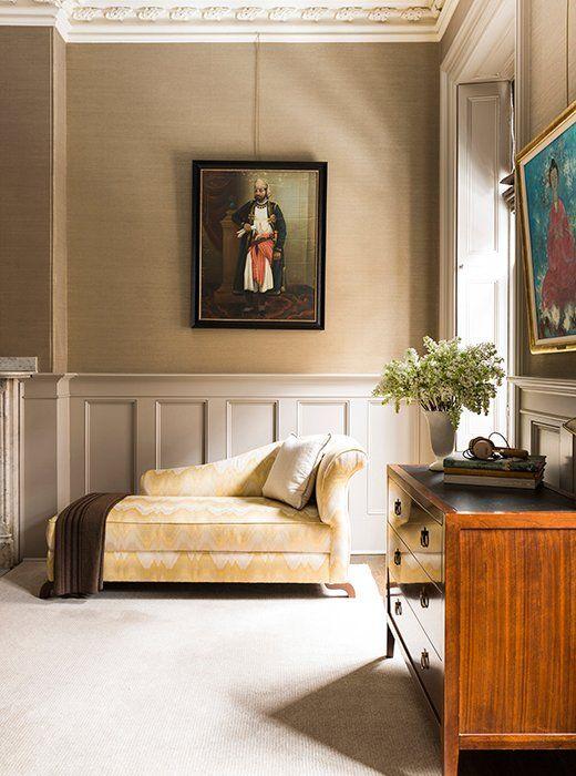 Brownstone Interior Design Ideas Small Kitchen: Inside Designer Nina Farmer's Sophisticated Family