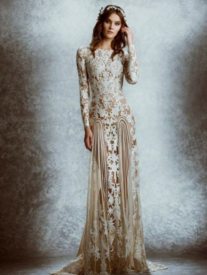 Maternity Wedding Dresses | Bohemian lace wedding dress, Wedding ...