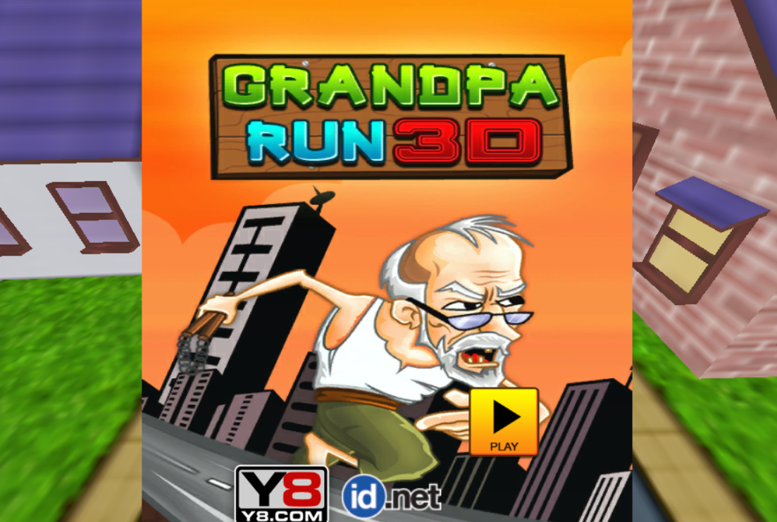 Grandpa Run 3D Fun math games, Fun math, Math games