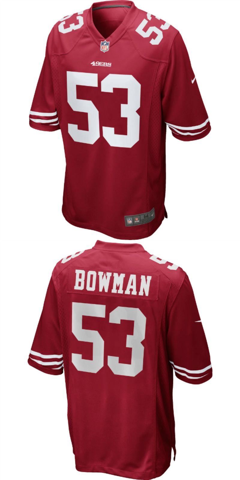 reputable site a210e 5f25d UP TO 70% OFF. NaVorro Bowman San Francisco 49ers Nike Vapor ...