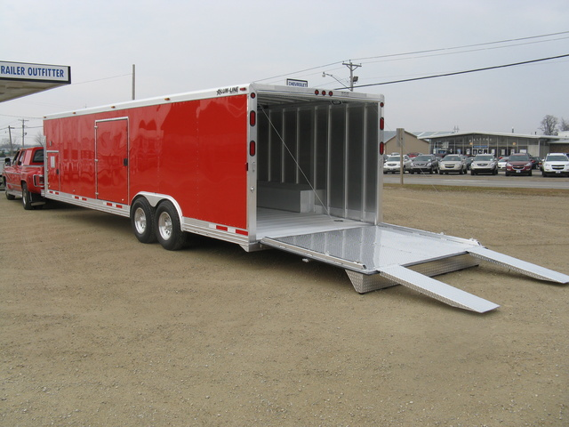 Custom AllAluminum Trailers, Truck Bodies, Boxes For Sale