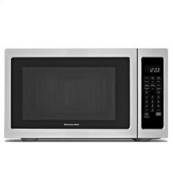 This Countertop Microwave Oven Operates At 1200 Watts Of Microwave Power And Includes Countertop Microwave Countertop Microwave Oven Stainless Steel Microwave