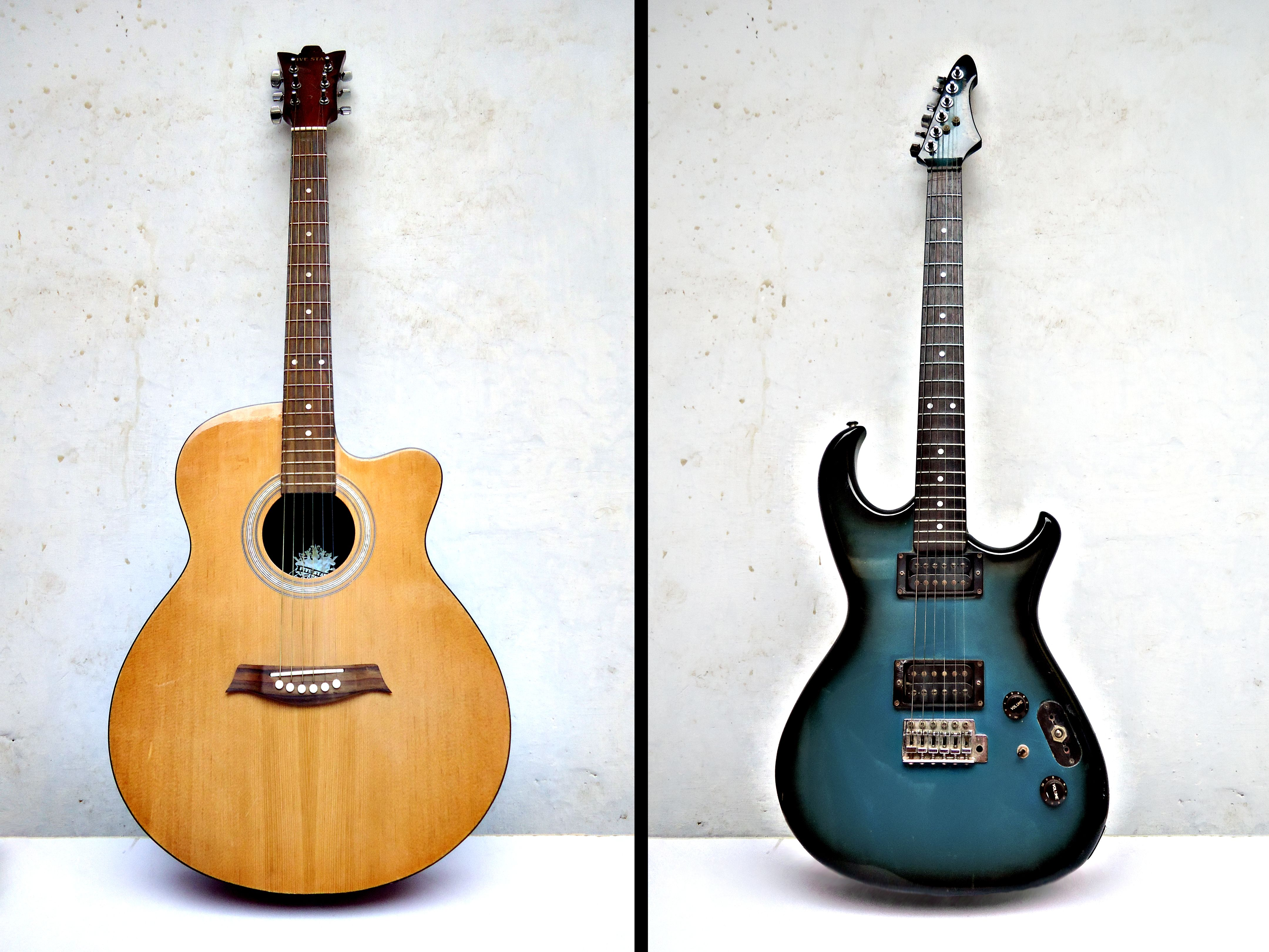 How To Make An Acoustic Guitar Sound Like An Electric Guitar Electric Guitar Best Acoustic Guitar Acoustic Guitar Strings