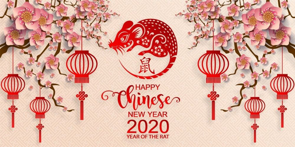 Year of the Rat - Chinese New Year 2020 Images - POETRY CLUB
