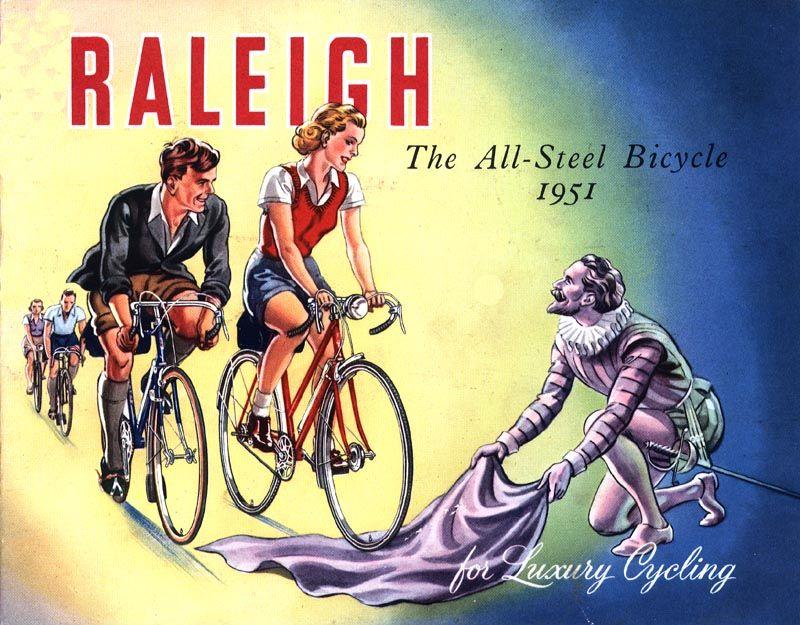 1951 Raleigh BicycleCatalogue
