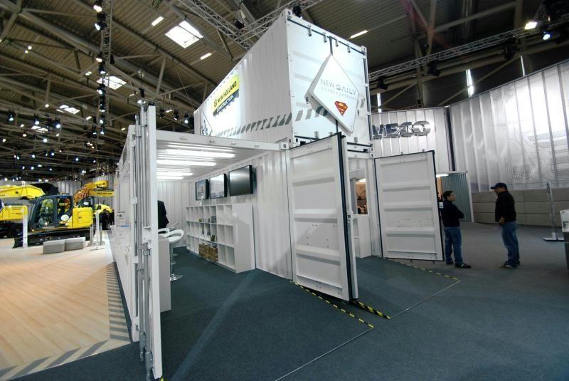 Ufficio A Container : Parma container espositivi ad uso ufficio negozio per