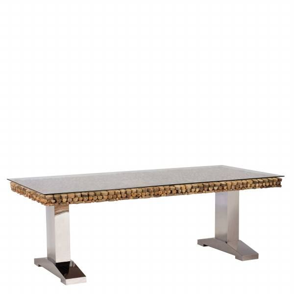 Available in various sizes the caspian irresistible dining table lives up to its name its