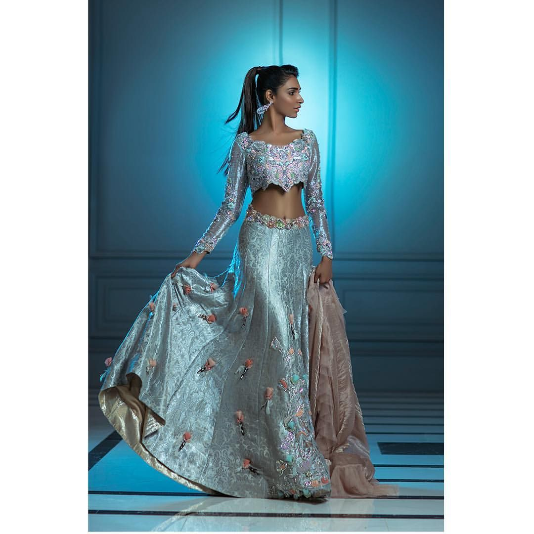 Pakistani couture by Ammara Khan Number 3. \'ESCAPADE\' Bridal Couture ...