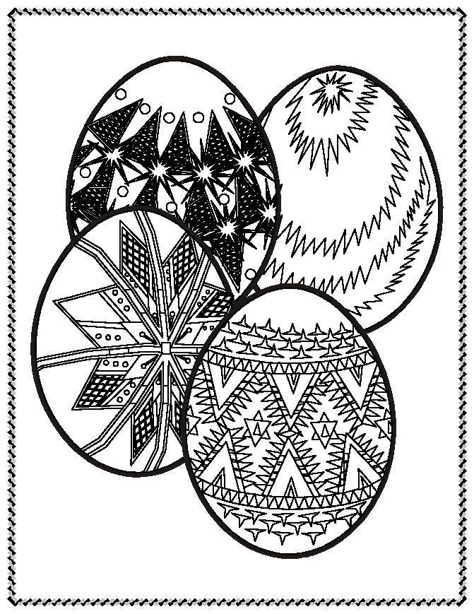 Easter egg games Osterei malvorlage Ostereier Malvorlagen