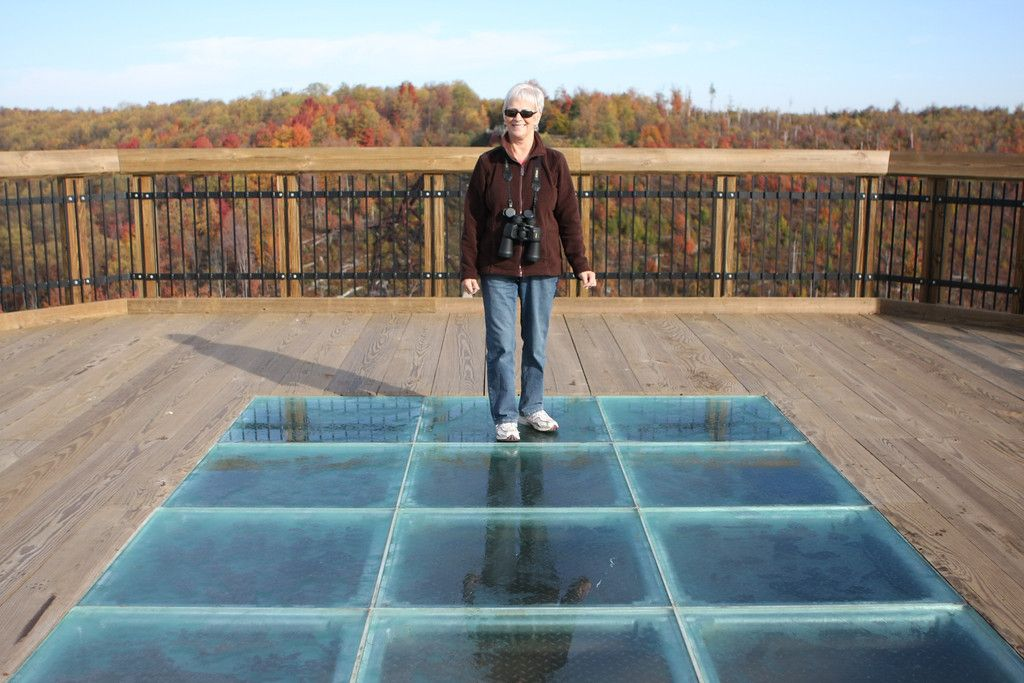 DECK WITH GLASS FLOOR - Google Search