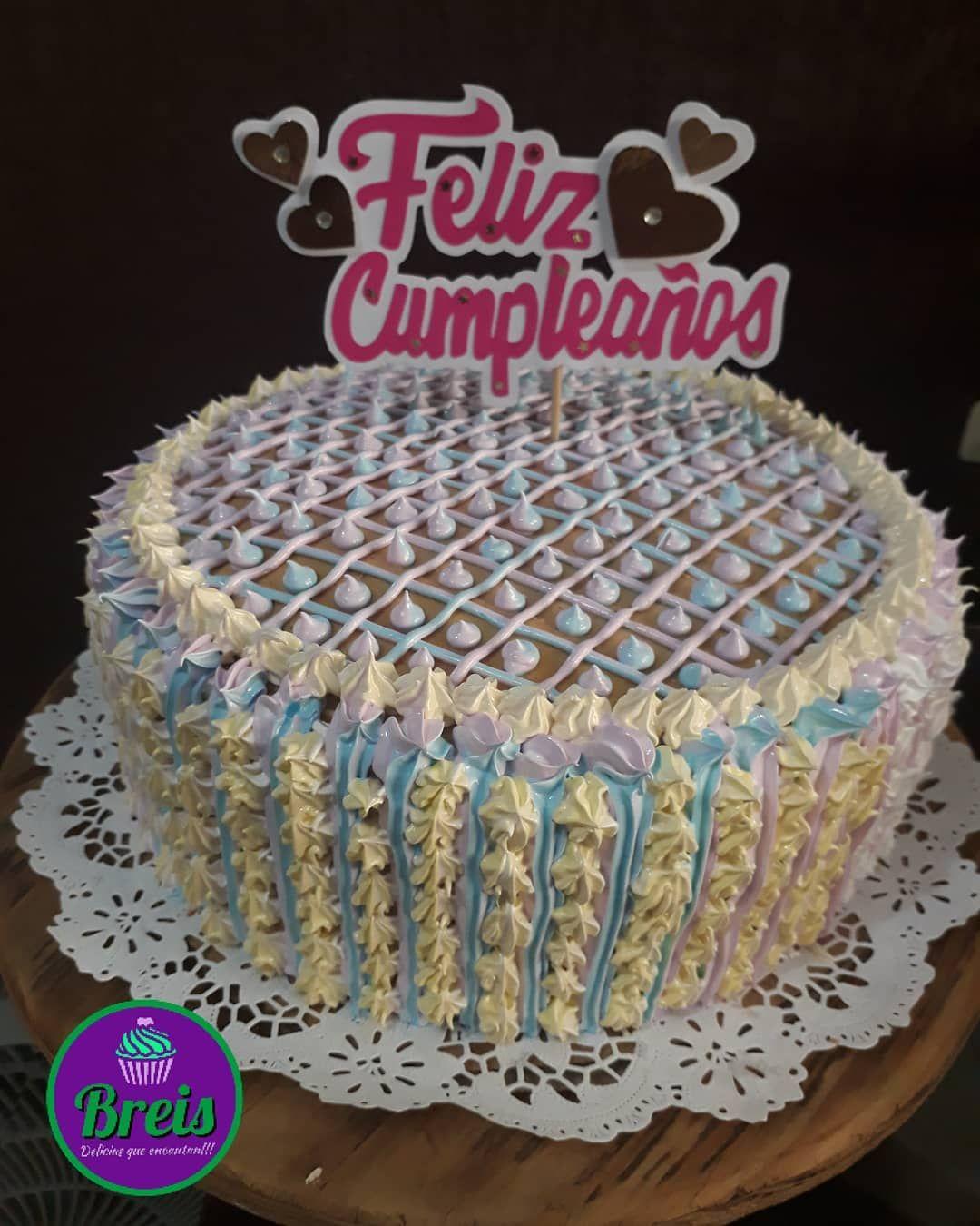 Es sabado!!!🎂 no te quedes sin tu torta de @breispasteleria 💜 . . 🔎#cakes