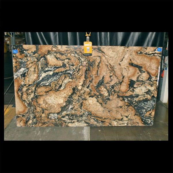 Granite Kitchen Countertop Prices: Magma Gold Granite Price