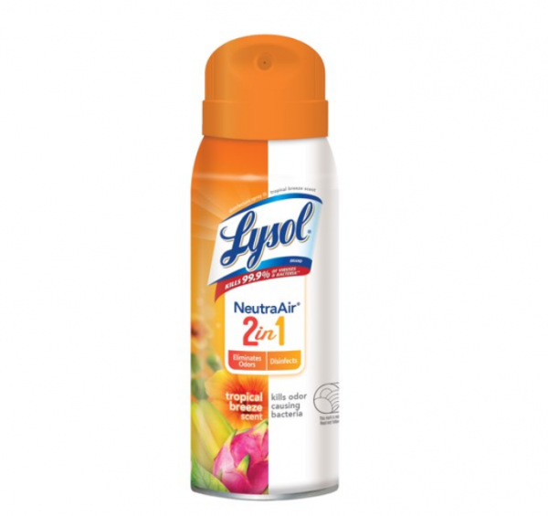 Lysol Disinfectant Spray Back In Stock At Walmart In 2020