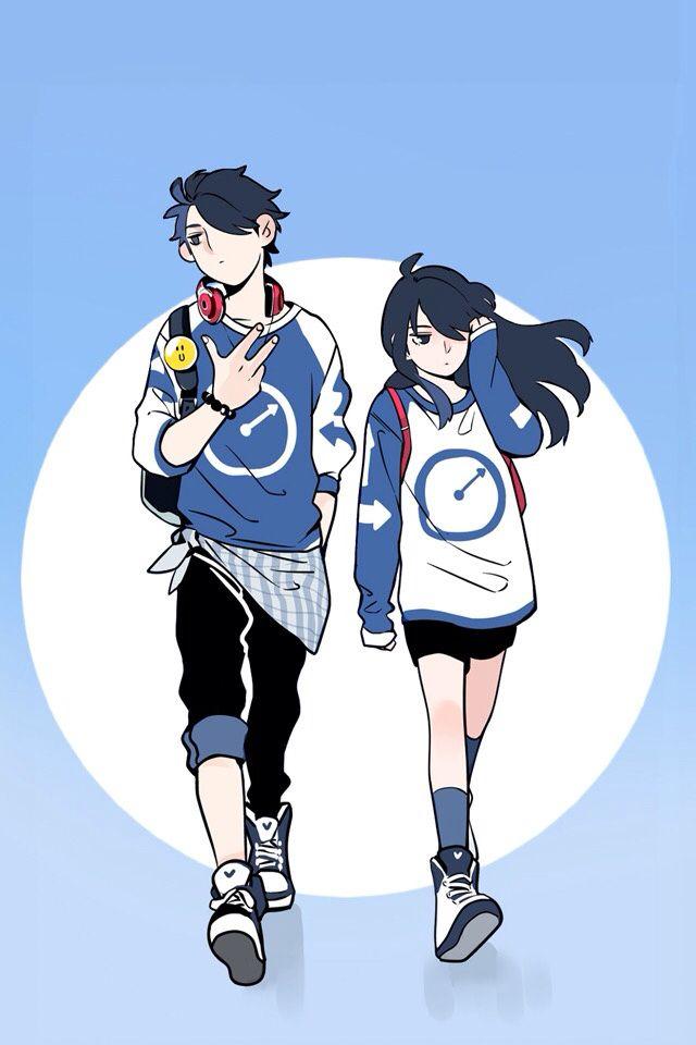 Ghim Của Margaret Maggque Tren Boyfriend Pls Song Sinh Anime