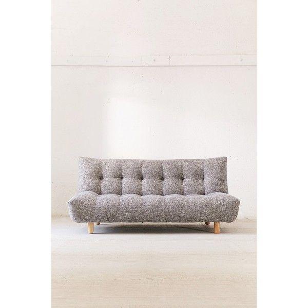 Winslow Armless Sleeper Sofa