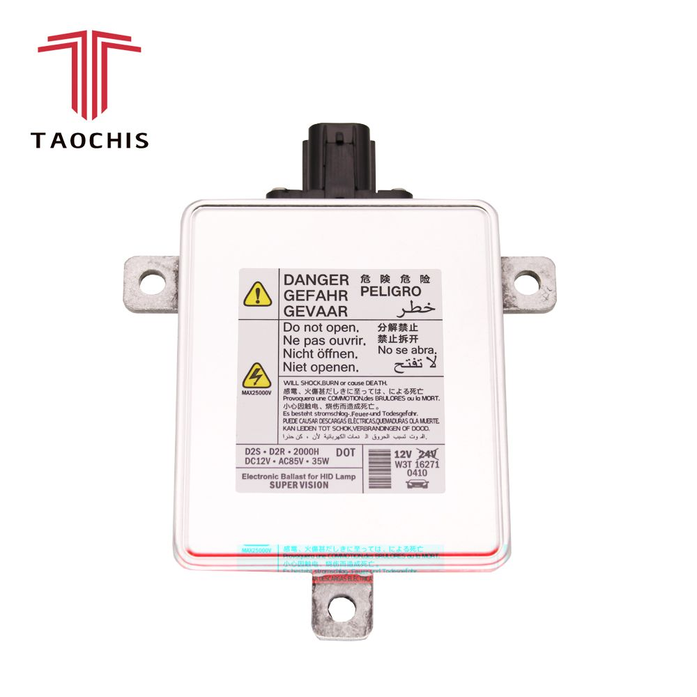 This Ballast Is Brand New With OEM Standard Installation