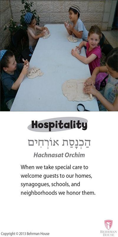There are many natural opportunities to encourage the mitzcah of ...