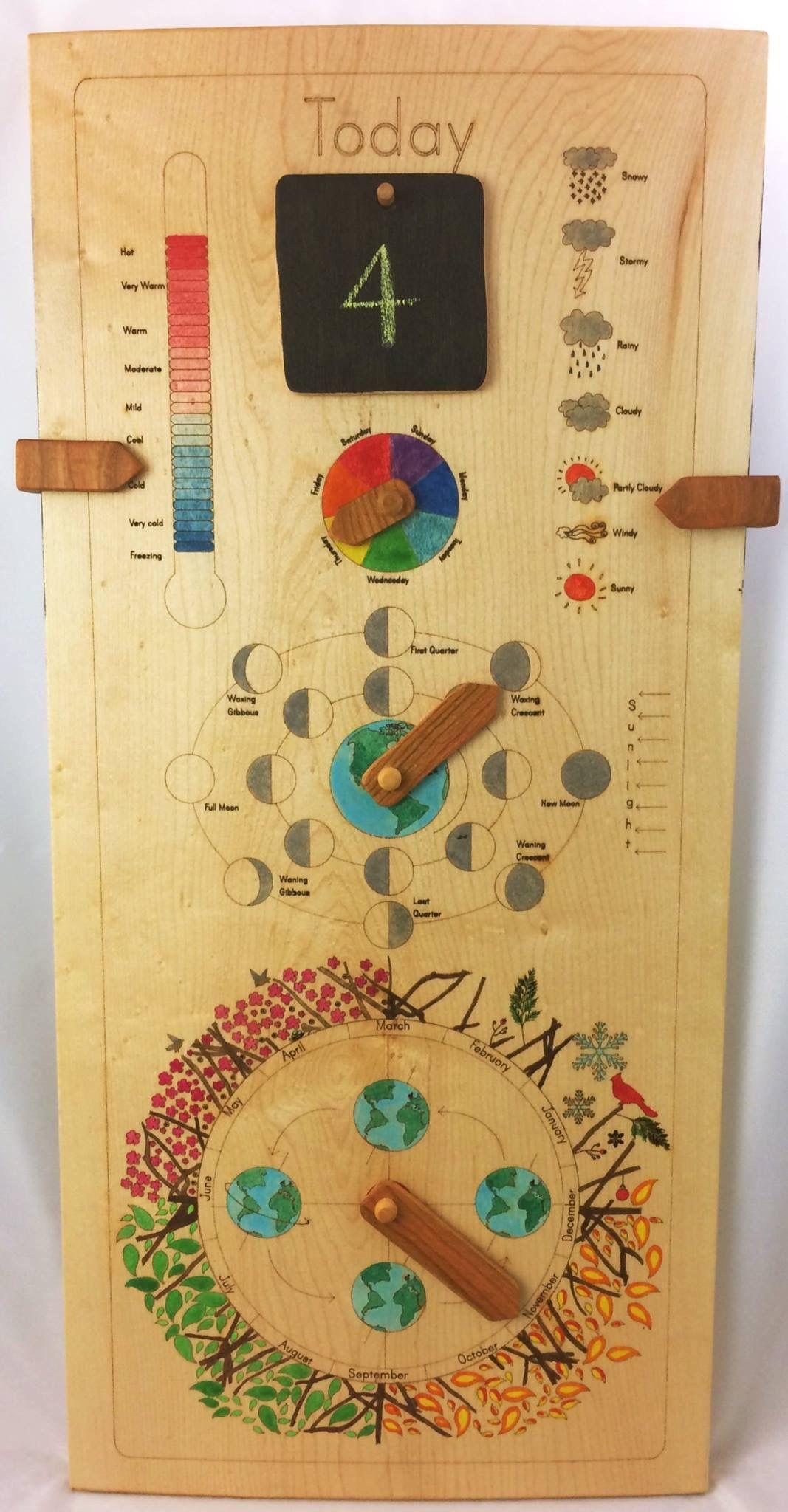 Wooden Perpetual Calendar Perpetual Calendar Wood Calendar