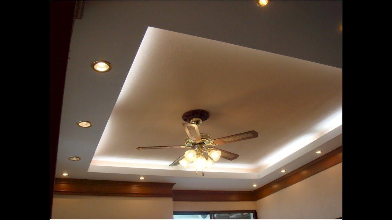 Modern Fan Ceiling Design Ideas Interior Design Ideas Home Renovation 71833643 Home Improvement 2 I Cove Lighting Ceiling Ceiling Lights Recessed Lighting
