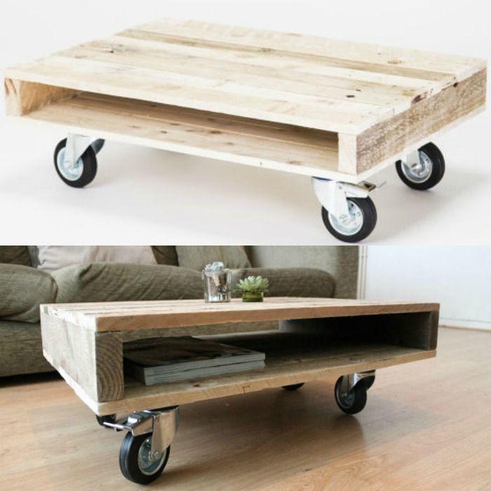 mesas de diseño de palets En esta casa Pinterest Mesa de - mesas de diseo