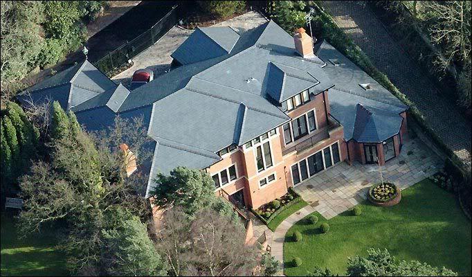 C ronaldo house image