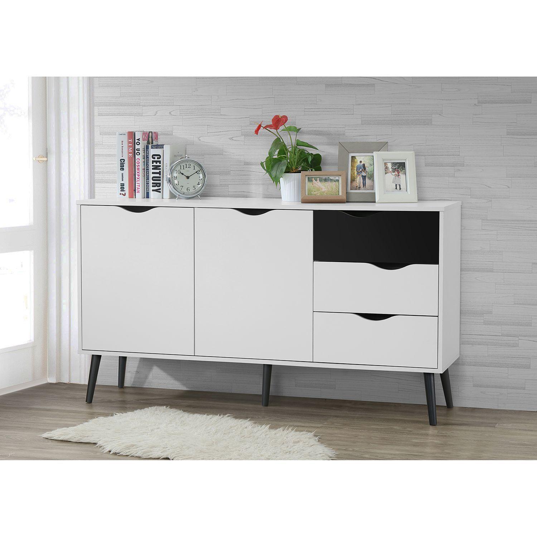 Wohnzimmer Sideboards Wohnzimmer Sideboard Online Kaufen Home24 In 2020 Large Sideboard Oak Furniture Matching Furniture
