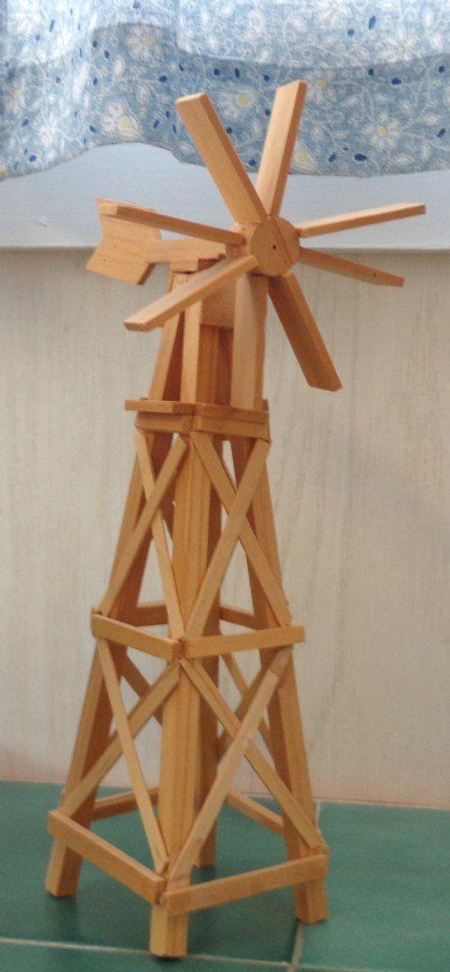 Windmill Craft Kit Google Search Windmill Diy Cool Wood Projects