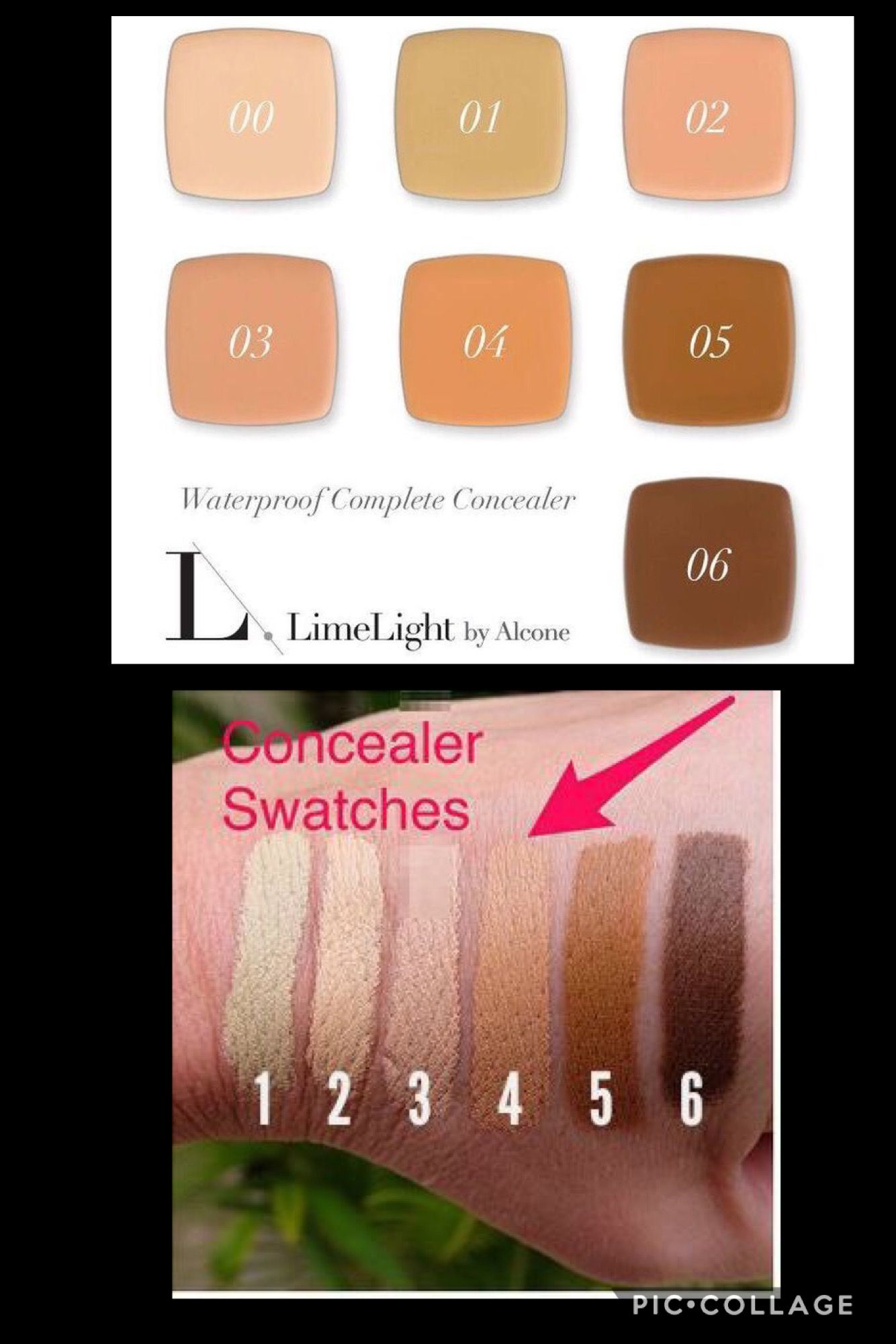 Waterproof Complete Concealer Made famous by world