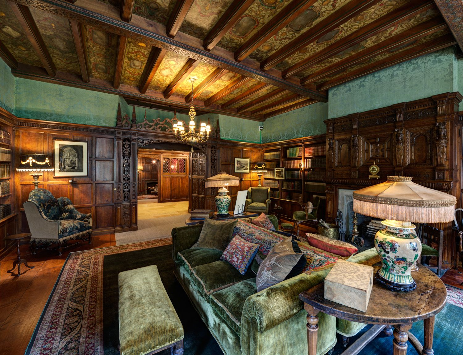 Tours & Attractions | Stan Hywet Hall & Gardens | stan hywet hall ...
