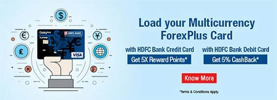hdfc bank foreign exchange remittance form