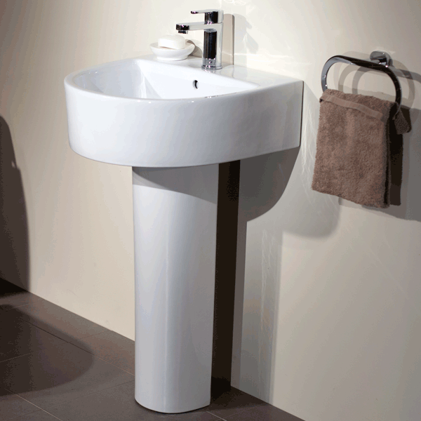 £84.95 Imperia Basin and Pedestal