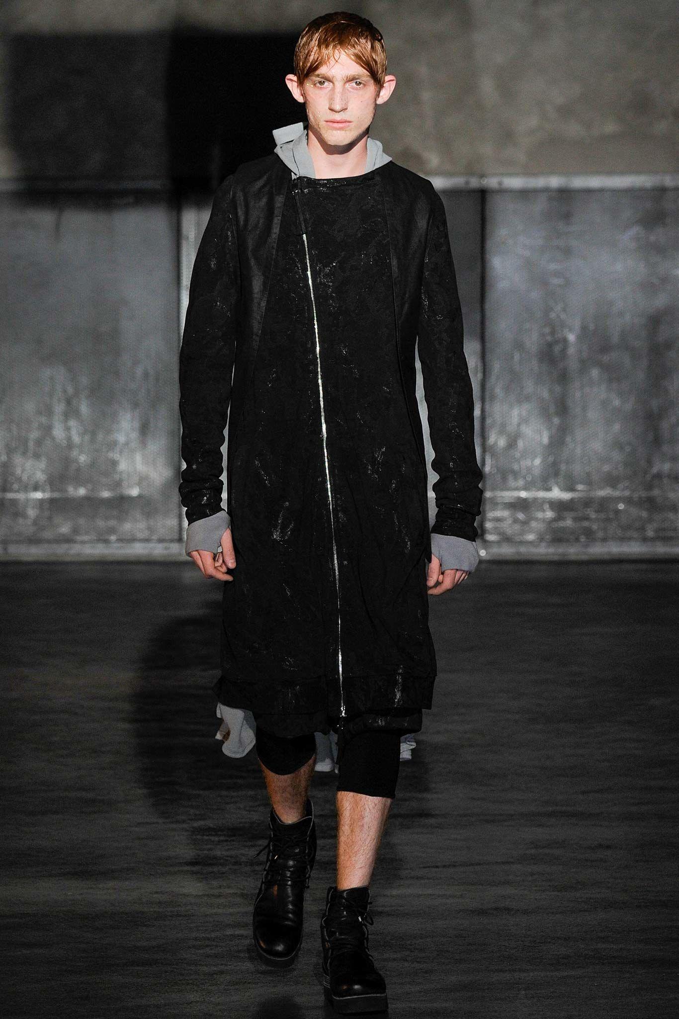 Boris Bidjan Saberi Spring 2016 Menswear Fashion Show