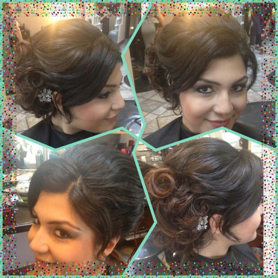 Stunning Hair styles, Hair wrap, Hair makeup