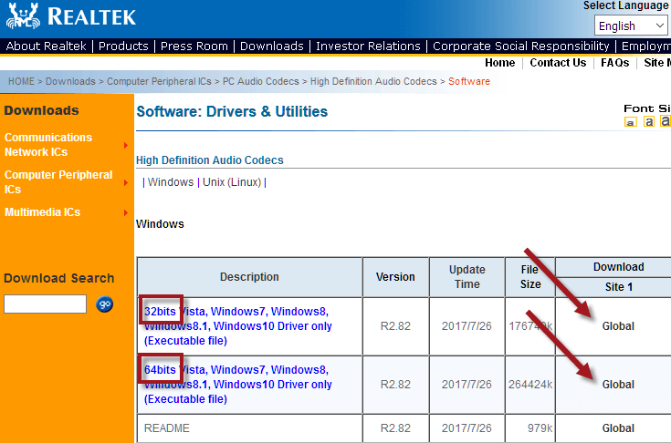 Realtek HD Audio Manager Download Windows 10 64-bit | Windows 10,  Communication networks, Audio