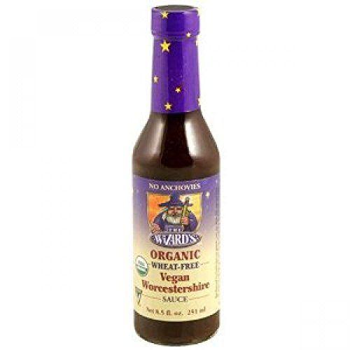 The Wizard S Organic Gluten Free Vegan Worcestershire Sau Https Www Amazon Com Dp B0078dp7gy Ref Cm Sw Vegan Worcestershire Sauce Sauce Vegan Gluten Free