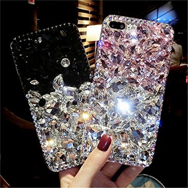 2020 的 1Pcs Luxury Crystal Rhinestone Diamond Bling