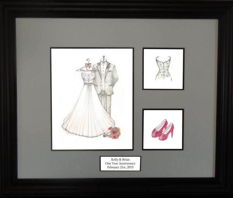 Floor 2 Christmas 2021 Guide Amazing Last Minute Anniversary Gifts For Your Wife 2021 Best Wedding Gifts Year Anniversary Gifts Wedding Dress Sketches