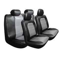 10 Pc Super Sport Leather Like Seat Cover Kit Kmart Leather Seat Covers Expensive Sports Cars Super Sport