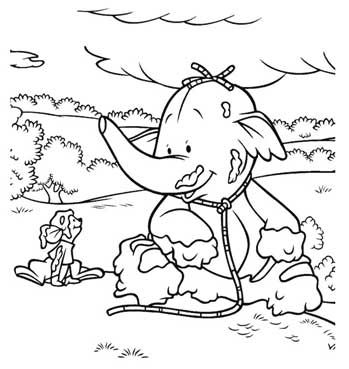 Pin On Dumbo Or Elephants